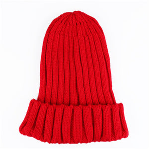 Unisex Multi-Colored Child Beanie