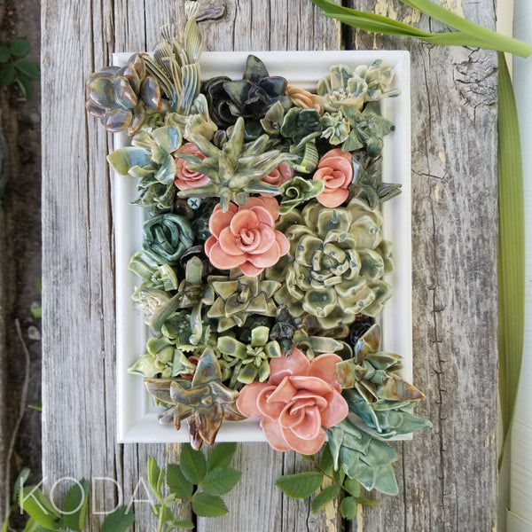 Floral and Succulent Garden #4