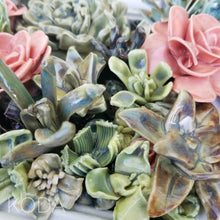 Load image into Gallery viewer, Floral and Succulent Garden #4