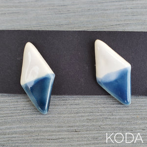 Spectrum Diamond Earrings - Downpour