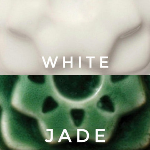 Spectrum Diamond Earrings - Jade