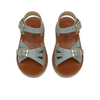 Pearl Sandal Smokey Sage Leather | Teen