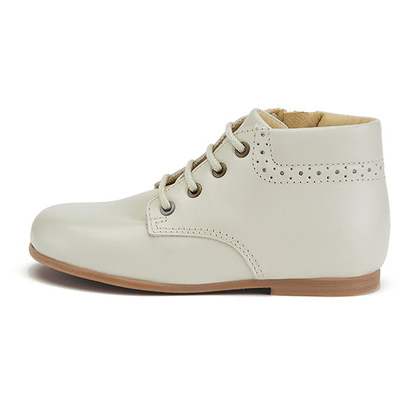 Tommy Boot Vanilla Leather