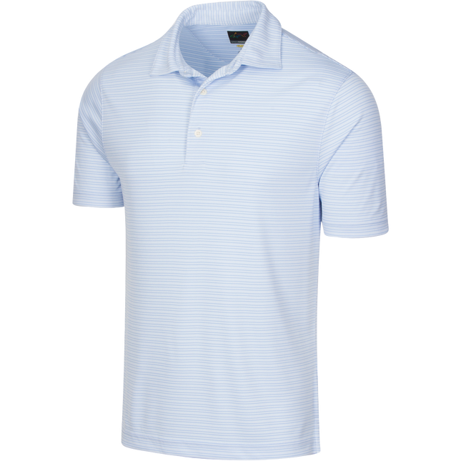 Protek Oxford Stripe Polo
