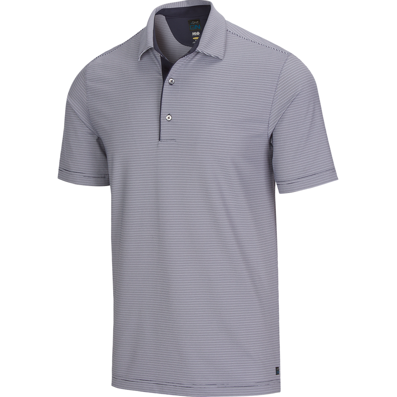 Protek ML75 Microlux 2Below Stripe Polo