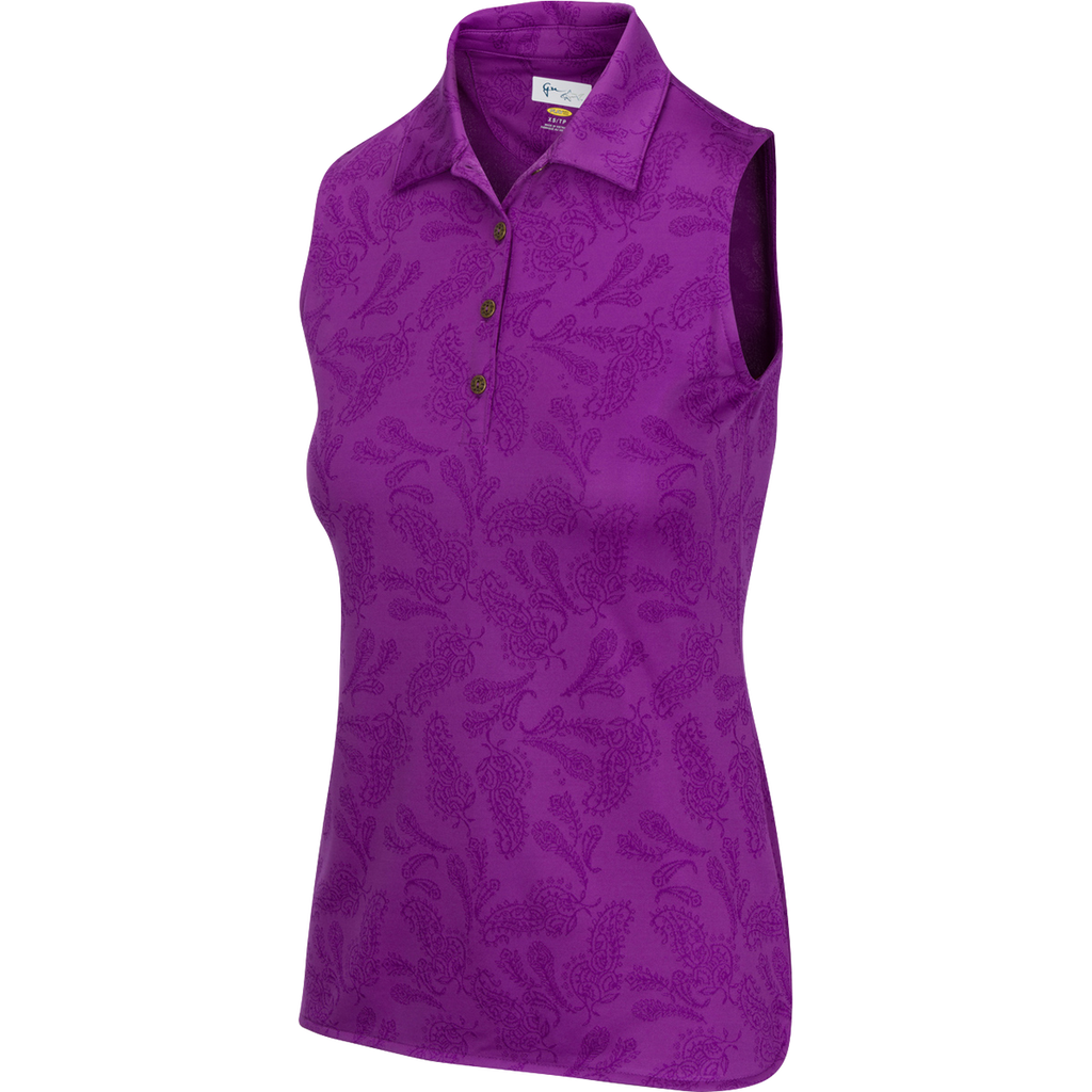 Duchess Sleeveless Polo