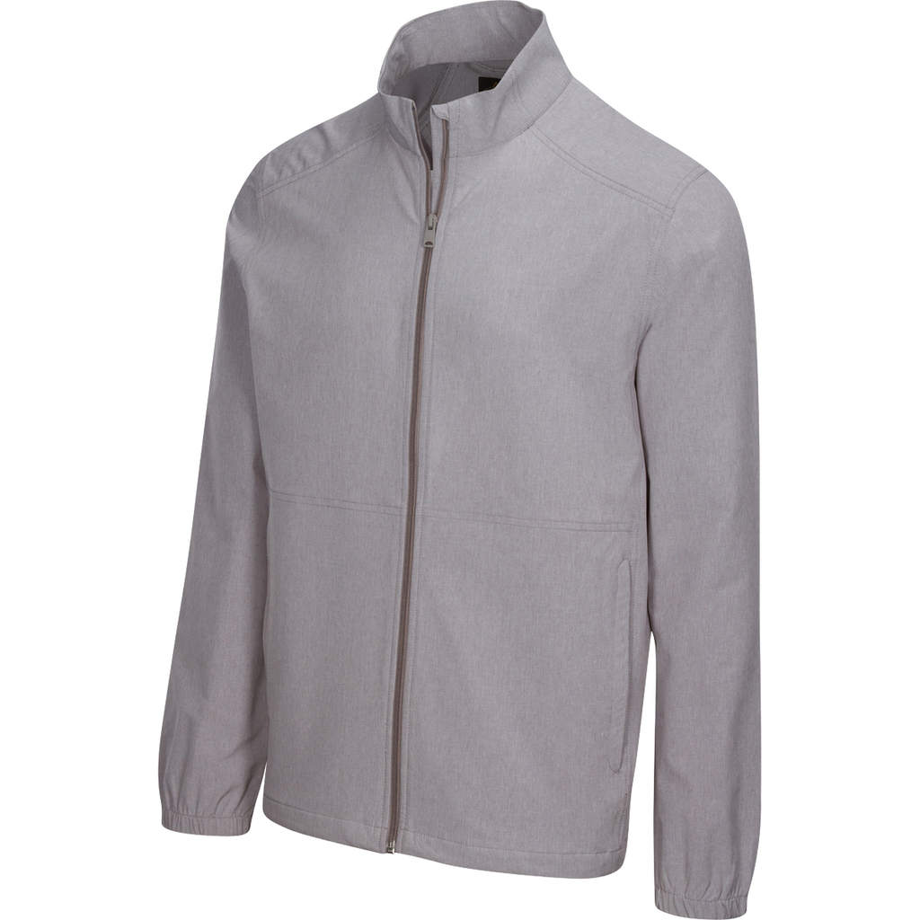 Full-Zip Windbreaker Stretch Jacket