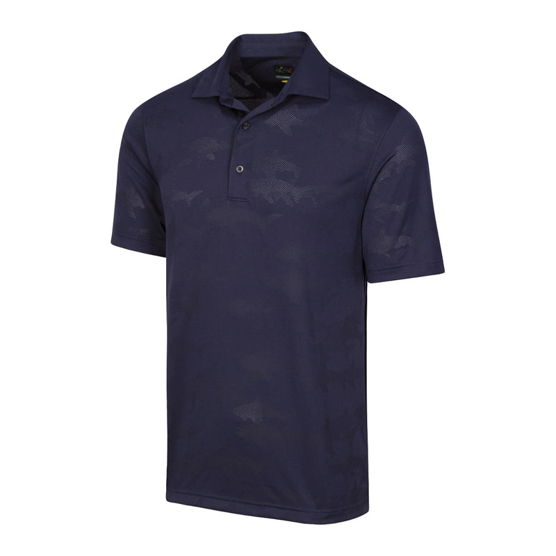SHARK JACQUARD POLO