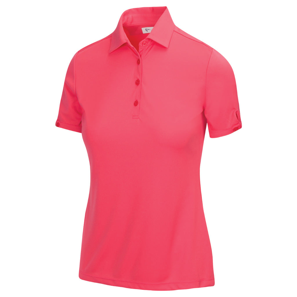 S/S TAILOR COLLAR SOLID POLO