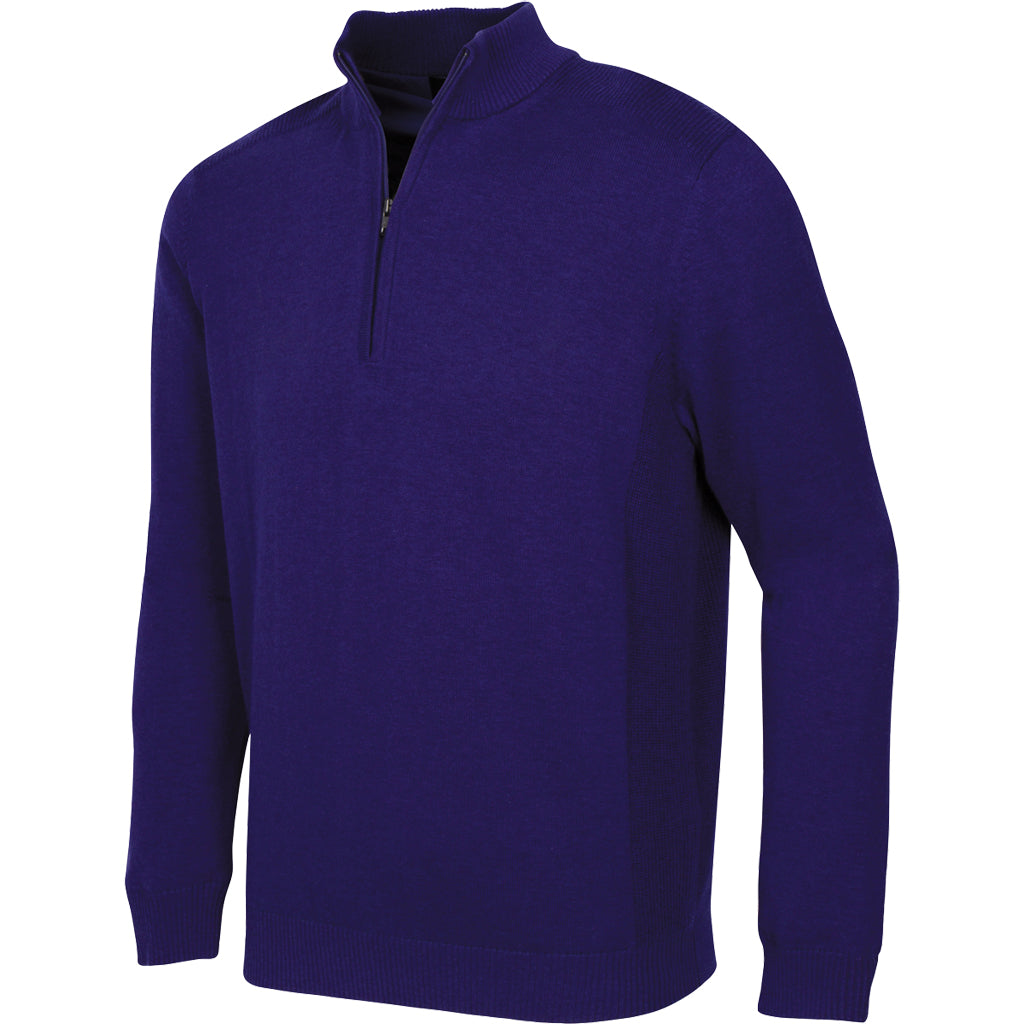 G7F7S130 Lined 1/4 Zip Wind Sweater