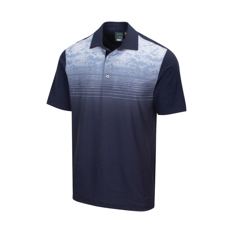 ML75 MICROLUX HEATHERED 5-POCKET HYBRID SHORT