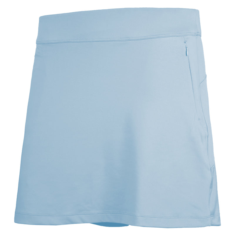 "18"" PULL-ON INVISIBLE ZIP SKORT"
