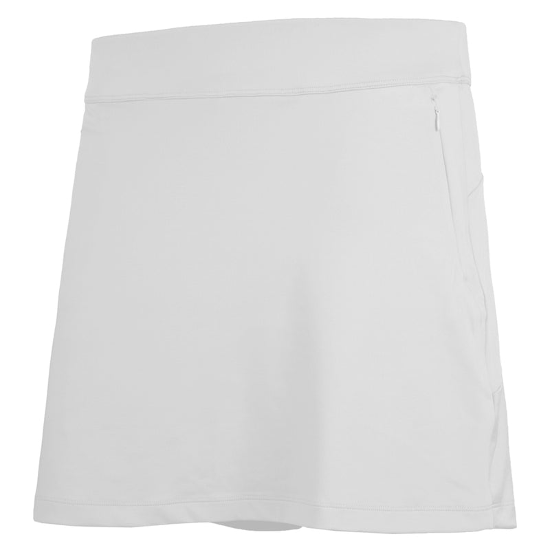 "16"" PULL-ON INVISIBLE ZIP SKORT"