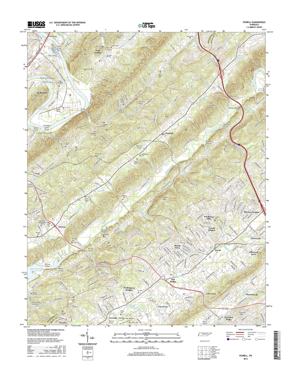 USGS Topographical Maps – Axles And Antennas