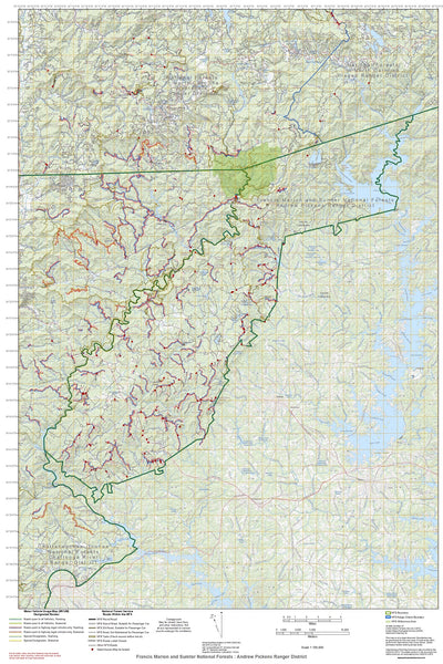 Francis Marion & Sumter National Forests