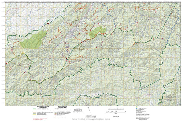 North Carolina National Forests