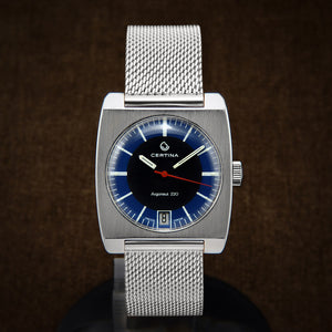 Certina Argonaut 220 Swiss Watch From 60s