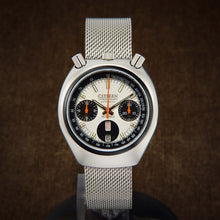 Load image into Gallery viewer, Citizen Bullhead Automatic Flyback Chronograph 8110A From 70s