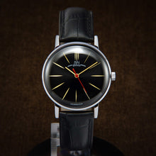 Load image into Gallery viewer, Luch De Luxe Ultra Slim Soviet Mens Watch From 70s