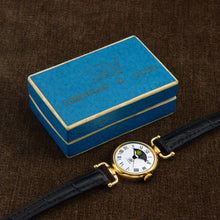 Load image into Gallery viewer, Zaria NOS Ladies Soviet Art Deco Watch With Day-Night Indicator From 80s