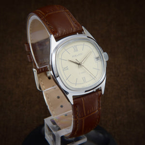 Poljot Luxury Soviet Dress Watch From 70s