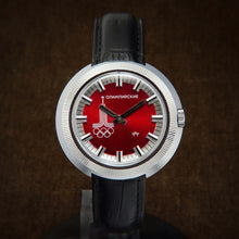 Load image into Gallery viewer, Raketa Olympic NOS Soviet Watch From 80s