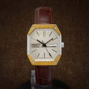 Raketa Octagonal NOS Soviet Watch From 80s