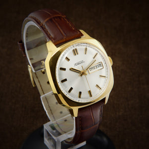 Raketa Automatic Soviet Luxury Watch From 70s