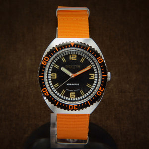 Raketa Soviet Skin Divers Watch From 80s