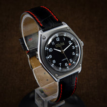 Load image into Gallery viewer, Slava NOS Racing Dashboard Style Early Quartz Soviet Watch From 70s