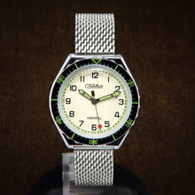 Load image into Gallery viewer, Slava Soviet Divers Style Early Quartz Watch From 80s