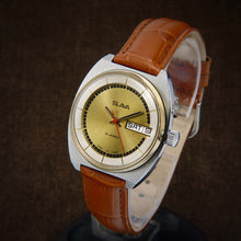 Load image into Gallery viewer, Slava Rare Soviet Mens Watch From 70s