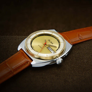 Slava Rare Soviet Mens Watch From 70s