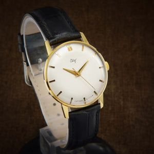 Svet NOS Mens Soviet Luxury Watch From 60
