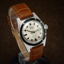 Load image into Gallery viewer, Wilka Geneve Rare 200 Meters Divers Swiss Watch From 1960s