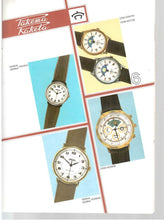 Load image into Gallery viewer, Raketa Moonphase Soviet Watch With Moon Phases Calendar From 80s