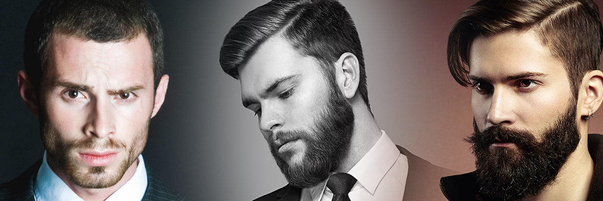Welcome to the new Beard Care range from King of Shaves
