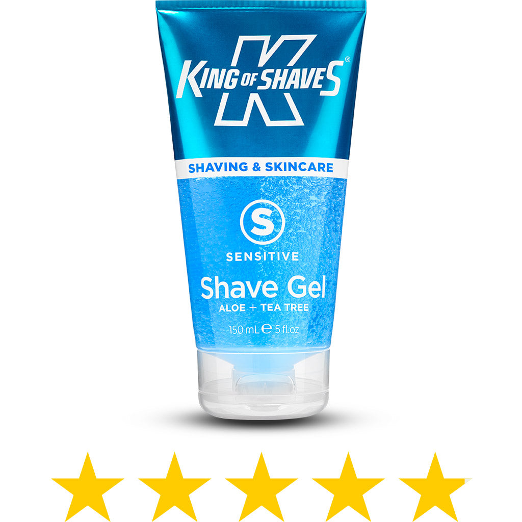 Sensitive Shave Gel (150ml)