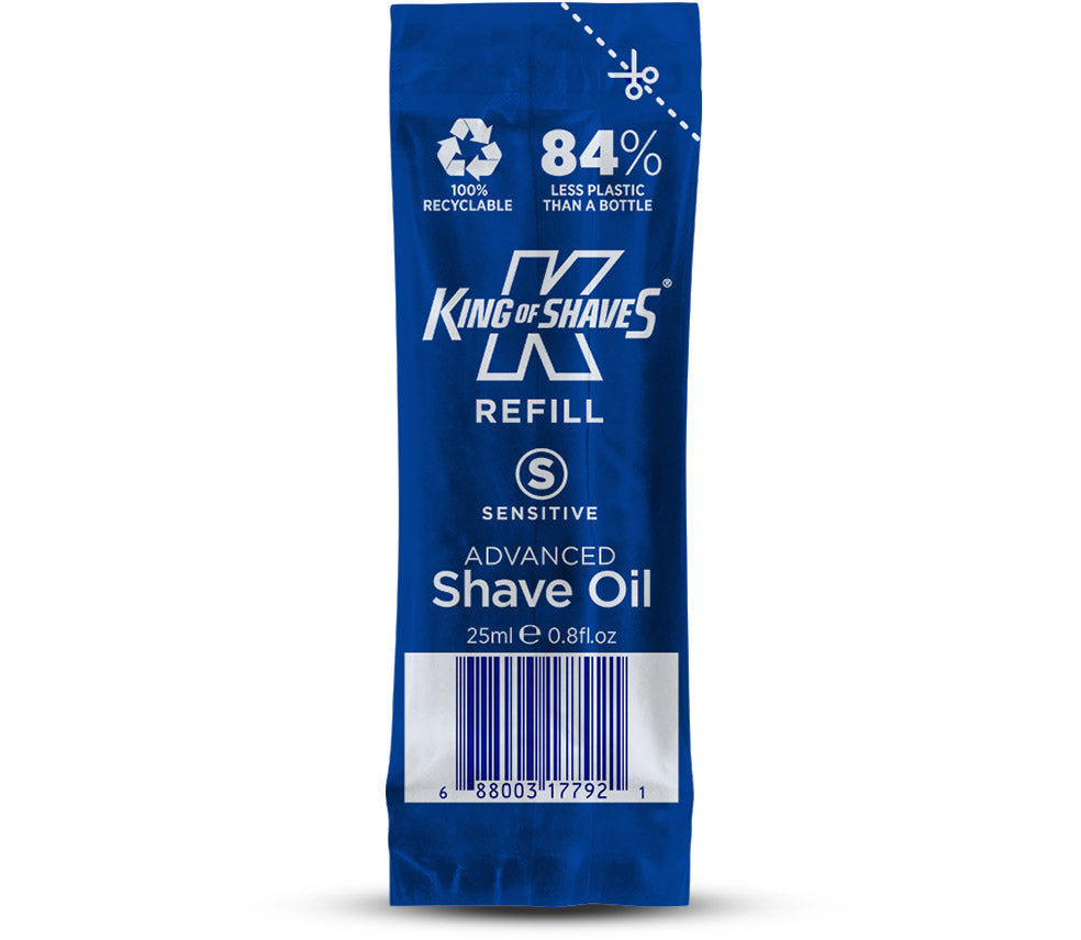 Advanced Shave Oil Refills Coming Soon!