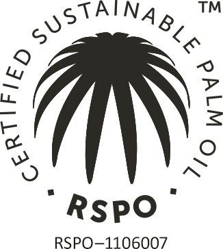 RSPO Certified Sustainable Palm Oil RSPO-1106007
