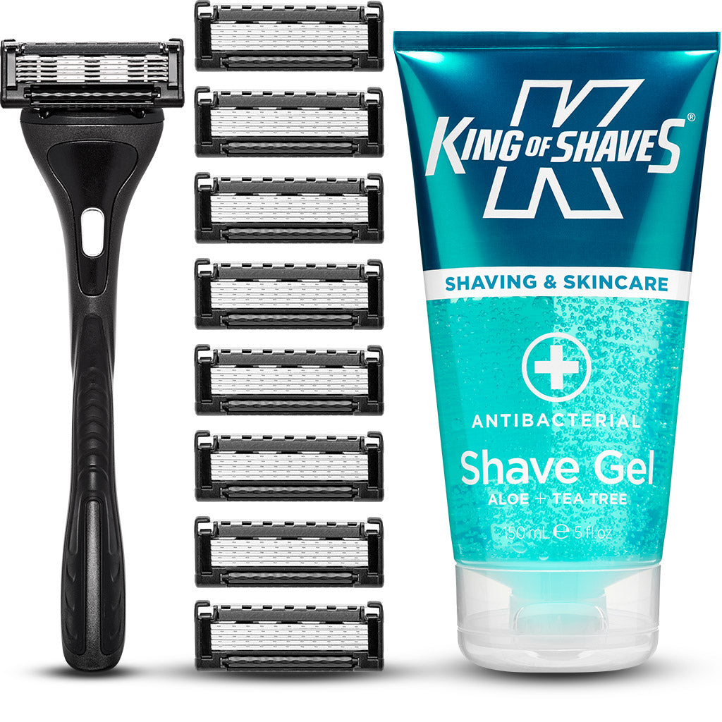 King of Shaves Eco Plan