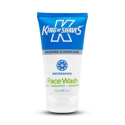 King of Shaves Refreshing Face Wash (150ml)
