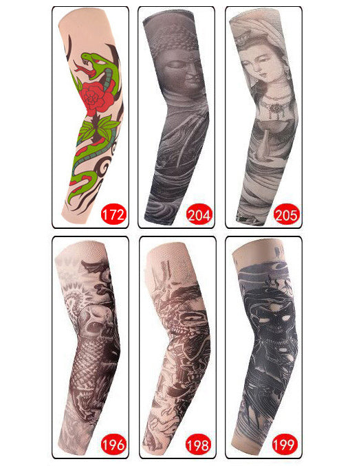 Bohemia Sunscreen Tattoo Arm Sleeves