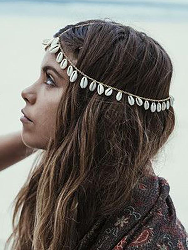 Pretty Shell Headwear Accessories