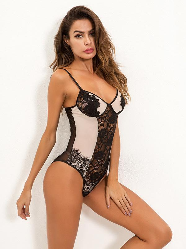 Sexy Hollow See-through Sexy Lingerie