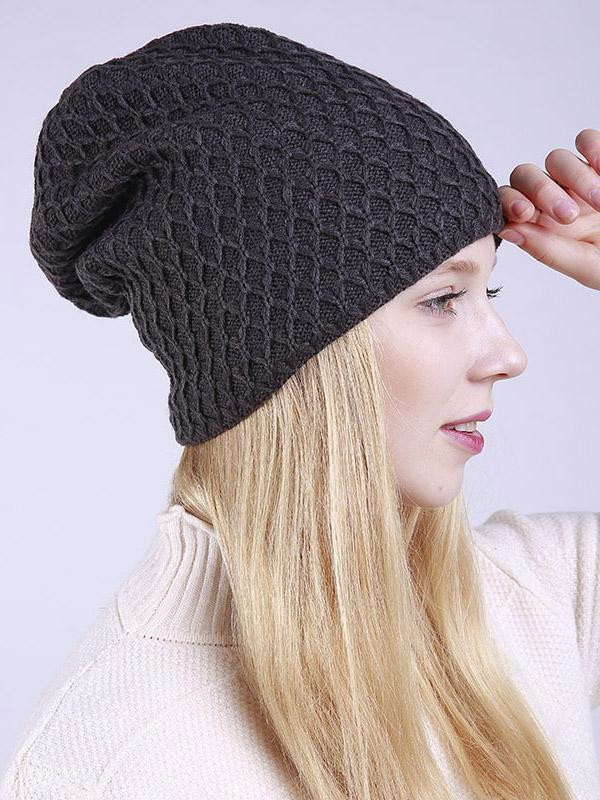 Bohemia Knitting Hat Accessories