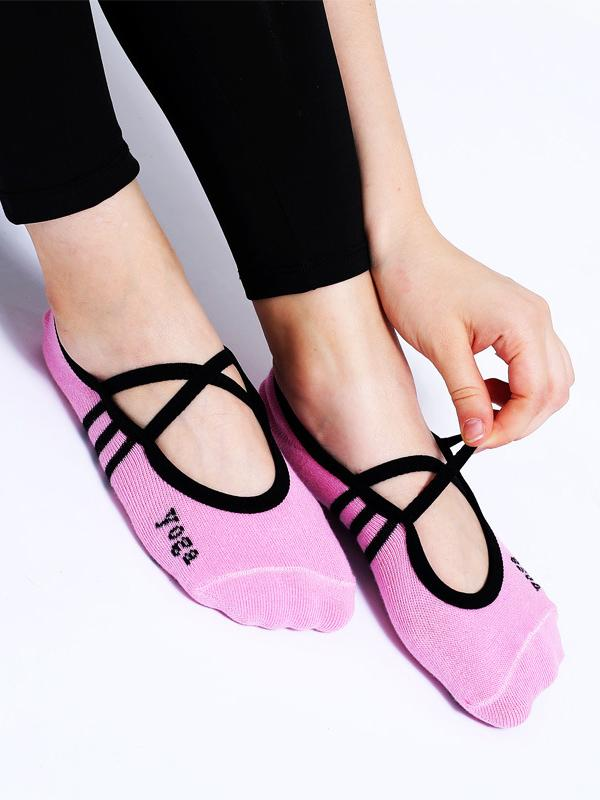 Cotton Backless Five Fingers Socks