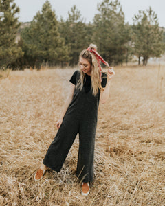 Cloudy Skies Jumpsuit