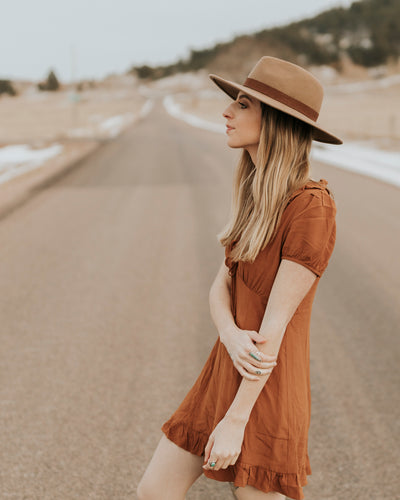 Canyon Mini Dress