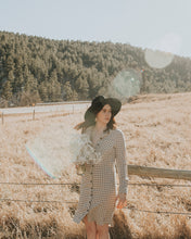 Piper Plaid Dress